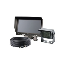 K7000b Ecco Kit Basico De Monitor Y Camara Para Montacargas