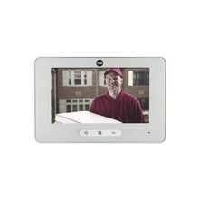 89158 Assa Abloy Monitor Intertouch Blanco YDV7702 Para Tvp