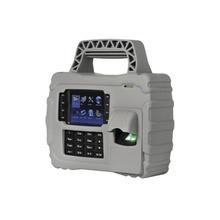 S922 Zkteco - Accesspro Terminal Portatil Con Lector De Huel