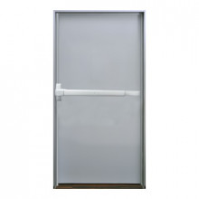 5045 Assa Abloy Puerta Metalica Galvanizada 3 0 X 7 0 / Resi