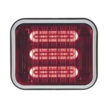 798rbz75 Code 3 Luz Perimetral LED PriZm II De 7x9 Con Bis