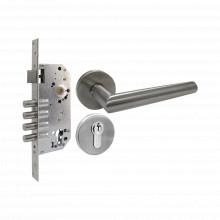 82473 Assa Abloy Kit De Manija Mecanismo Y Cilindro Mecanis