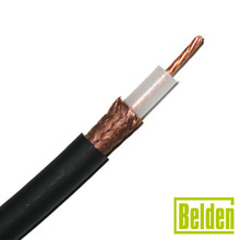 82671000 Belden Cable RG213U Con Blindaje De Malla Trenzada