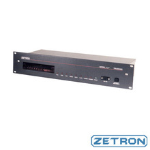 9019636 Zetron Controlador Trunking MPT-1327 Mod. 807 Mono
