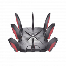 Archergx90 Tp-link Router De Juegos De Banda Triple WiFi 6 C