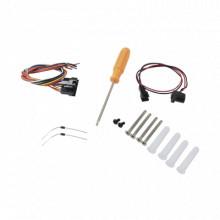 ARNESSXT5 Zkteco - Accesspro Kit de accesorios de conexion e