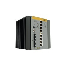 Atie30012gp80 Allied Telesis Switch Industrial Hi-PoE Contin