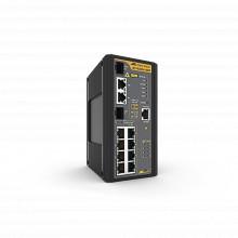 Atis23010gp80 Allied Telesis Switch Industrial PoE Administ