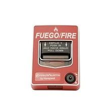 Bg12lsp Fire-lite Estacion Manual De Emergencia Doble Accio