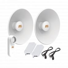 C5xptpkit4 Mimosa Networks Kit De 2 Radios C5X Con Antenas N