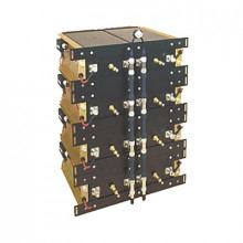 DB8062F5B Db Spectra Combinador dB SPECTRA para Rack 19 8