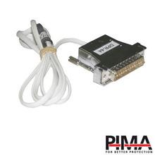 Dpr44 Pima Programador Para Los Radios PIMA Y SAT-9 De Conex