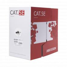 Ds1ln5eouue Hikvision Bobina De Cable UTP / Cat 5e / 24 AWG