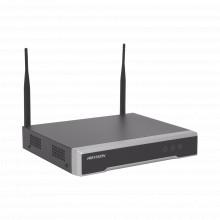 Ds7108nik1wmc Hikvision NVR 4 Megapixel / 8 Canales IP / 1 B