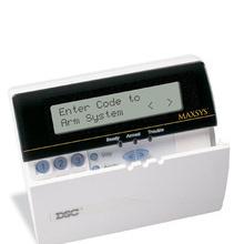 DSC1170016 DSC DSC LCD4501 - Teclado LCD para Mensajes Progr