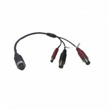 Dsmp2130bnc Hikvision Cable Adaptador Tipo Aviacion A BNC Pa