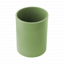 Ec055 Cresco Cople Para Tubo PVC Conduit Pesado De 1/2 13 M