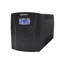 Epu1200lcd Epcom Powerline UPS De 1200VA/720W / Topologia Li