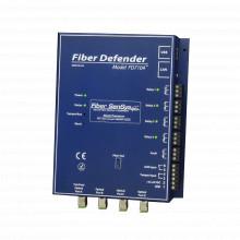 Fd7104 Optex Sensor De Seguridad Perimetral Por Fibra Optica