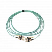 Fj2scsc5l05aq Siemon Jumper De Fibra Optica Multimodo 50/125