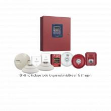 Flbundlepackp Fire-lite Kit Inalambrico Fire-Lite SWIFT Para
