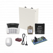 Hunter6mini Pima Kit De Alarma Hunter6 Con Comunicador MN02L