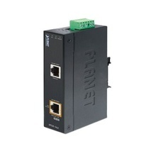 Ipoe162 Planet Inyector HighPoE Industrial Gigabit Industria