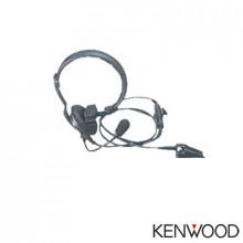 Khs14 Kenwood Diadema Liviana Con Microfono Boom Y PTT De Co