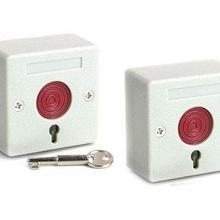 LGH018007 HORN IHORN PAQ2UHO01 - Caja con dos botones ALAMBR