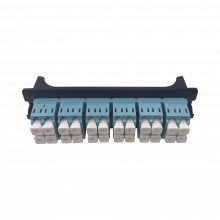 Lpfolcd12mm Linkedpro Placa Acopladora Para Distribuidor De