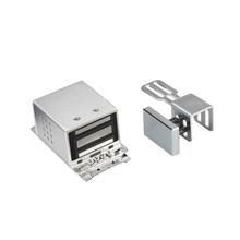 Mag175 Accesspro Chapa Magnetica De 175 Lbs Para Puertas Cor