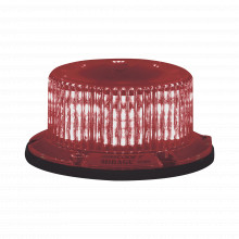 Mre18cr Code 3 Baliza Mirage De 18 LEDs Con Lente Transparen