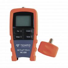 Nc100 Tempo Probador De Cable De Red Para UTP STP Y Cable C