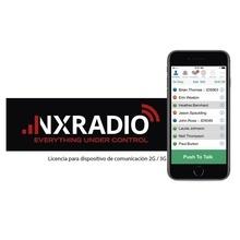 Nxradio Txpro Licencia Anual NXRadio Por Dispositivo Para An