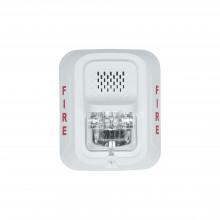 P2wl System Sensor Sirena Con Lampara Estroboscopica A 2 Hil