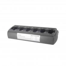 Pp6cxts2500 Endura Multicargador Rapido De Escritorio De 6 C