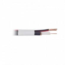 PRORG59VW Epcom Powerline Bobina de cable coaxial RG59 de 15
