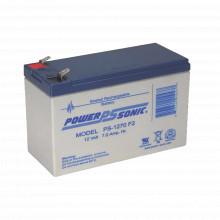Ps1270f2 Power Sonic Bateria De Respaldo UL De 12V 7AH / Ide