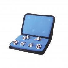 Rfa419501 Rf Industriesltd Kit Completo De 6 Adaptadores De