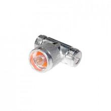 Rfn10101 Rf Industriesltd Adaptador En T De Conector N Mac