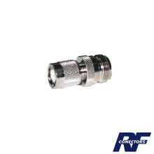 Rft1234 Rf Industriesltd Adaptador De Conector TNC Macho A