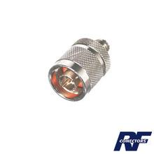 Rfu625 Rf Industriesltd Adaptador En Linea De Conector Min