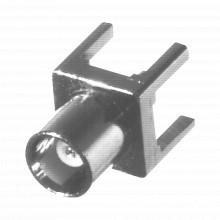 Rmx83501 Rf Industriesltd Conector MCX Hembra De Montaje Ve