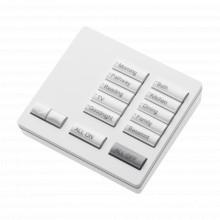 Rrt10rlsw Lutron Electronics Botonera De Sobremesa Portatil