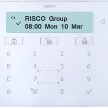 RSC109025 RISCO RISCO RPKEL0WT000A - Teclado blanco elegante