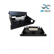 SBT1940017 SBE TECH SBETECH SBE-DFO24 - Distribuidor de fibr