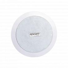 Sf206p Epcom Proaudio Altavoz Coaxial 51.5 Para Montaje En