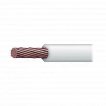 Sly287wht100 Indiana Cable De Cobre Recubierto THW-LS Calibr