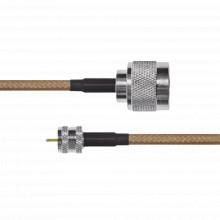 Sn142min180 Epcom Industrial Jumper De Cable Coaxial RG-142/