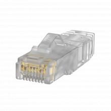 Sp6x88c Panduit Plug RJ45 Cat6A Para Cable UTP De Calibre 2